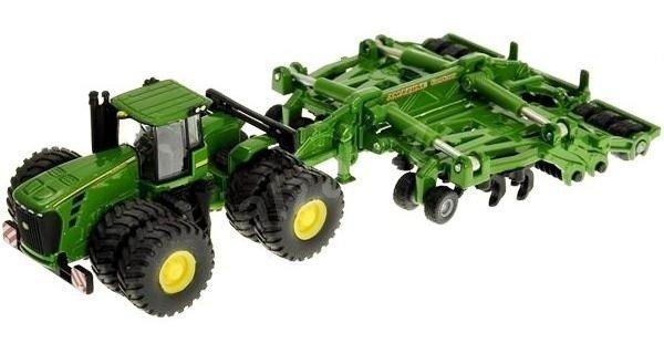 Трактор с култиватор John Deere 9630