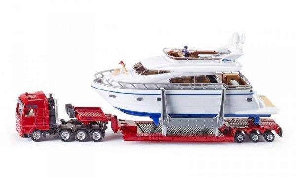 Тир с яхта
