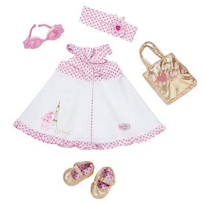 Zapf BABY BORN Girl deluxe Set