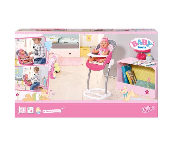 Zapf Baby Born - Столче за хранене за кукла