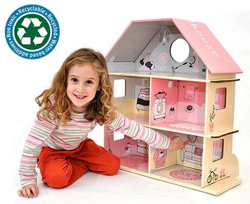 Куклена къща Green Lullaby
