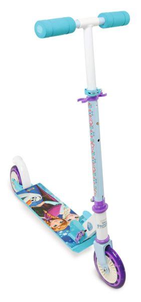 Детски кутер на 2 колела Frozen
