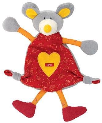 Мека играчка мишка - 34см