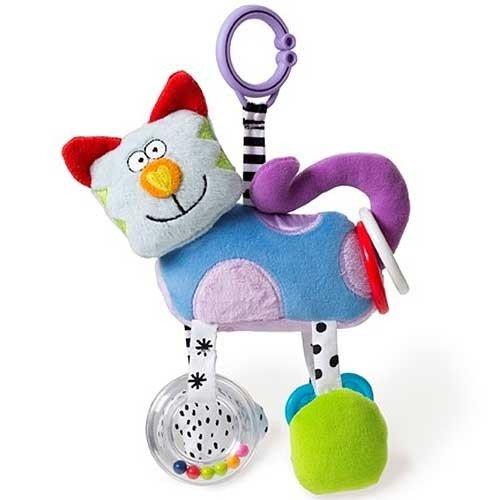Интерактивна играчка - коте