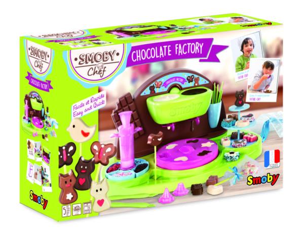 Шоколадова фабрика
