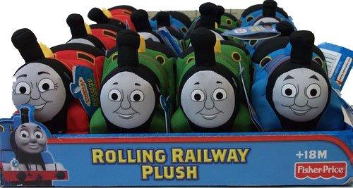 Томас меки локомотивчета