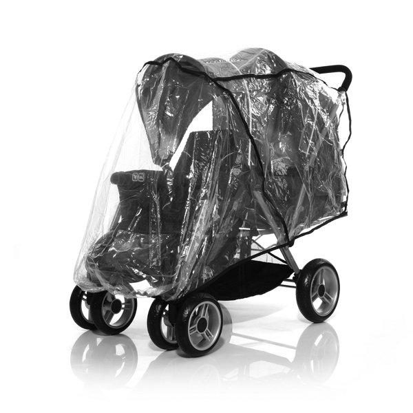 Дъждобран за количка Tandem