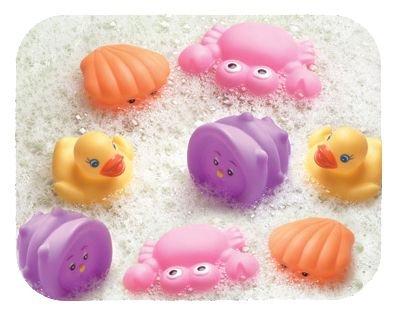 Играчки за баня - момиче