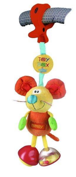 Висяща играчка мишлето Мимси