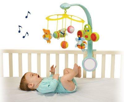 Музикална играчка за легло