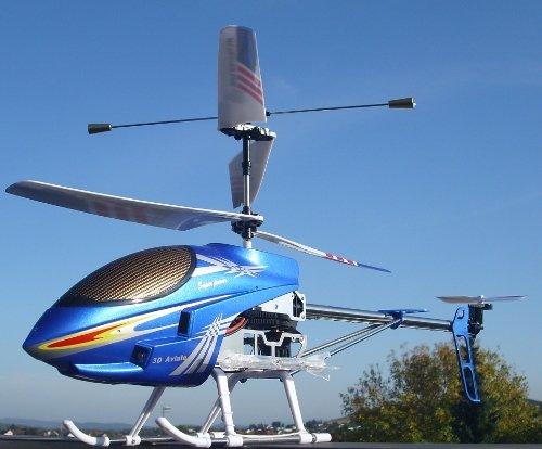 3D Aviate Gyro огромен RC хеликоптер