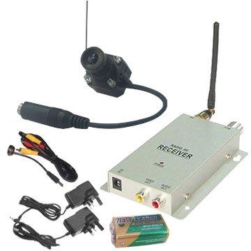 2.4 GHz мини безжична камера