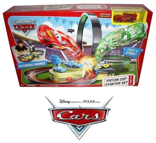 Cars Трасе с колички