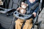 Масичка за близнашка количка