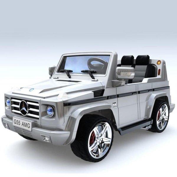 Акумулаторен джип Mercedes G Класа G55 AMG