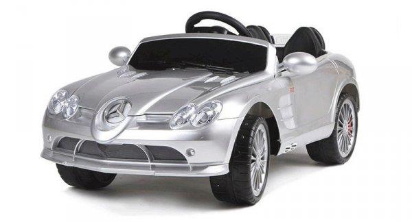 Акумулаторно кабрио с дистанционно Mercedes SLR