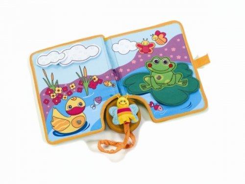 Книжка - играчка - Touch & Discover