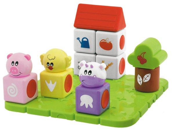 Магически кубчета - ферма