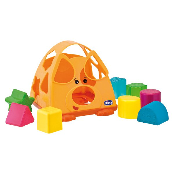 Игра с формички - Тоби