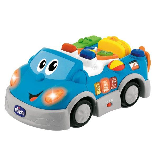 Говоряща кола