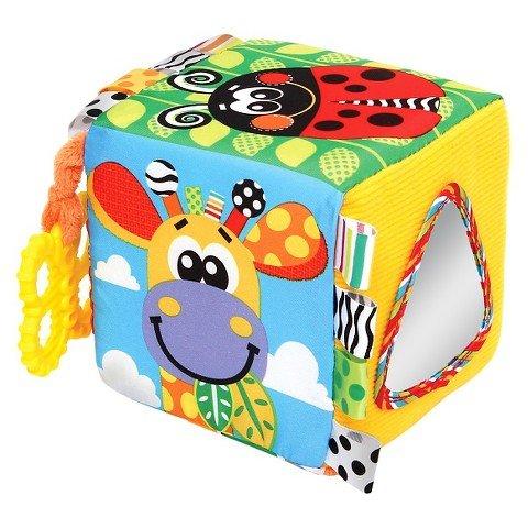 Меко кубче - Забавление с приятели