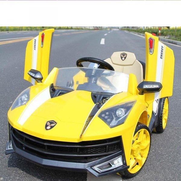Акумулаторно кабрио с дистанционно Lamborghini