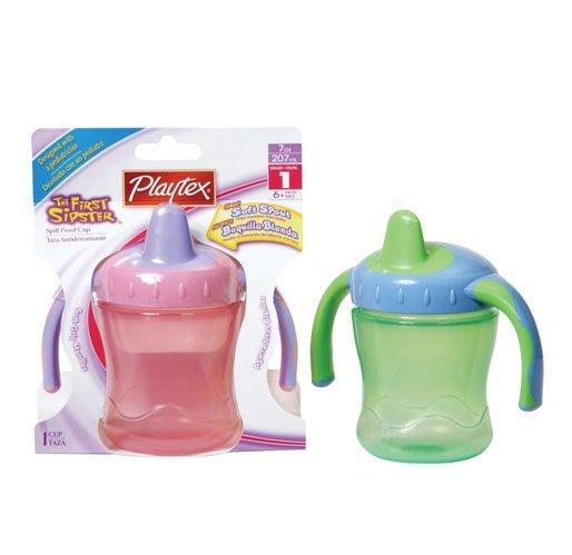 Чаша с клапа с дръжки - First Sipster