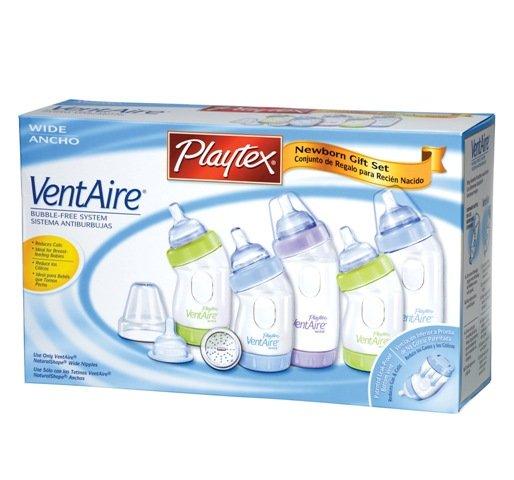Комплект шишета с биберон - VentAire Wide