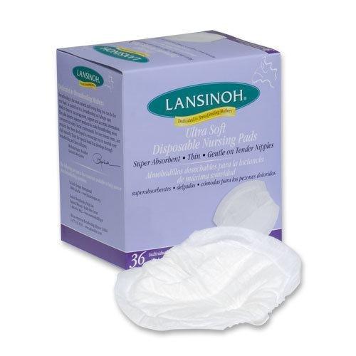 Lansinoh Подплънки за еднократна употреба