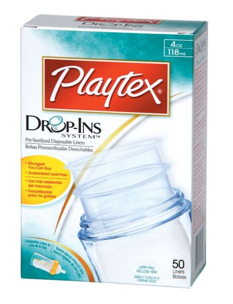 Playtex - Пликчета за еднократна употреба - Drop-Ins
