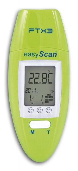 Термометър за ухо и чело EasyScan - с говор
