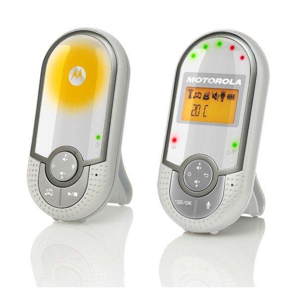 Дигитален аудио бебефон MBP 16