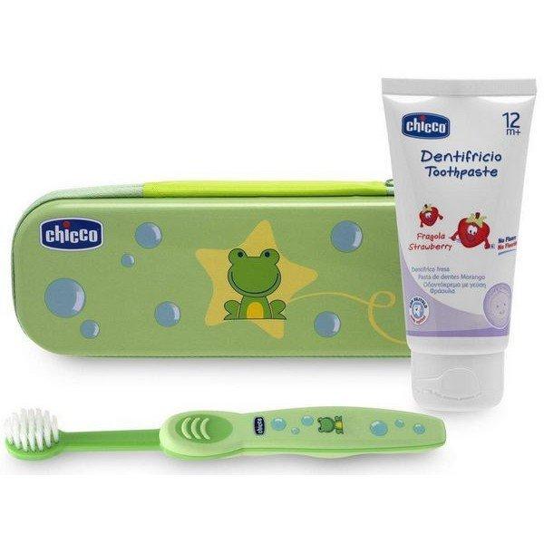 Комплект за почистване на зъбки