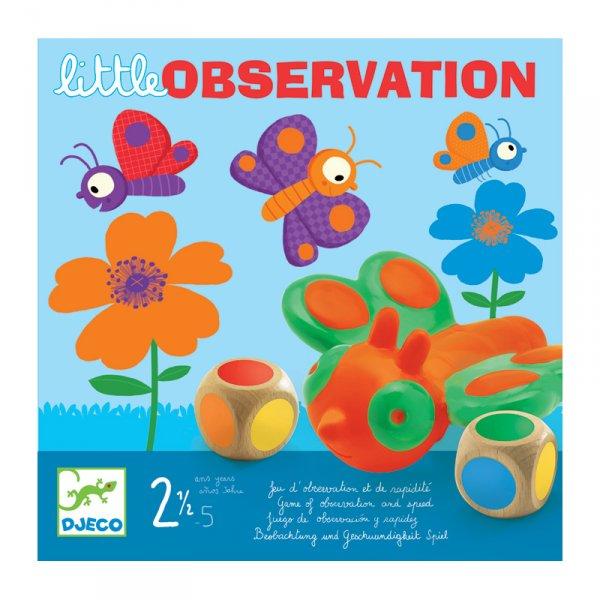 Игра за наблюдателност little observation