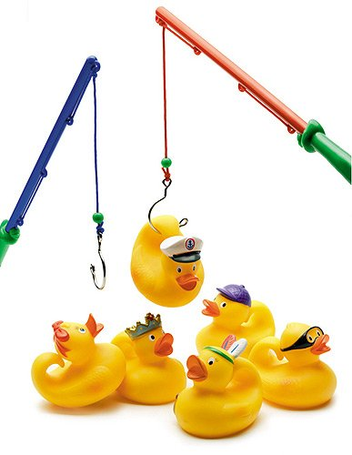 Патета fishing ducks - 6 бр.