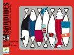Карти за игра sardines