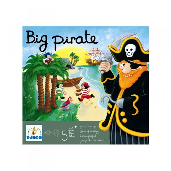 Игра Big pirate