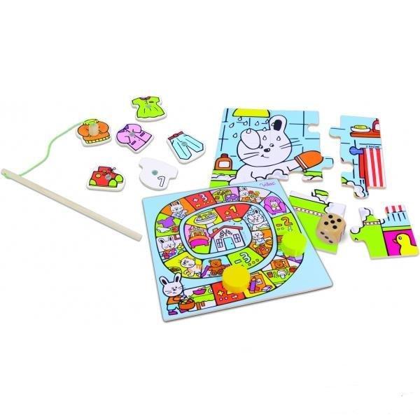 Комплект 4 игри за най- малките
