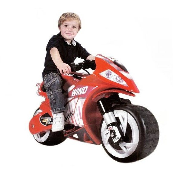 Акумулаторен мотор Motorbike Wind