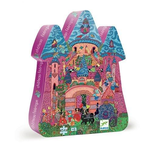 Пъзел Тhe fairy castle
