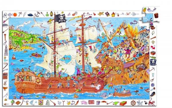 Пъзел pirates 100 части