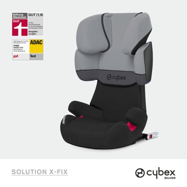 Стол за кола Cybex Solution X-fix