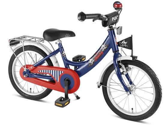 Велосипед ZL 16 Alu Captn Sharky
