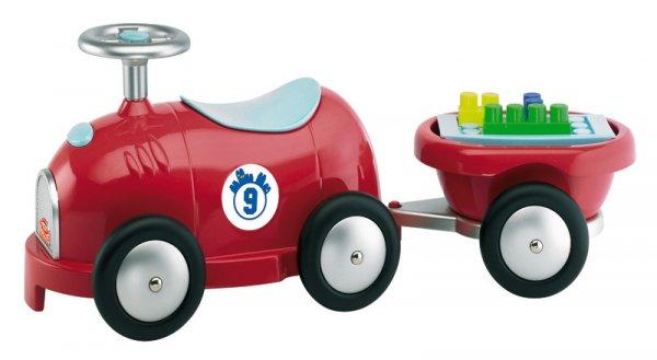 Детска кола с ремарке