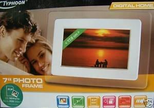 Дигитална фоторамка 7