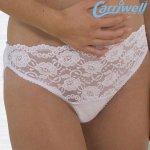 Дантелени еластични бикини за бременни