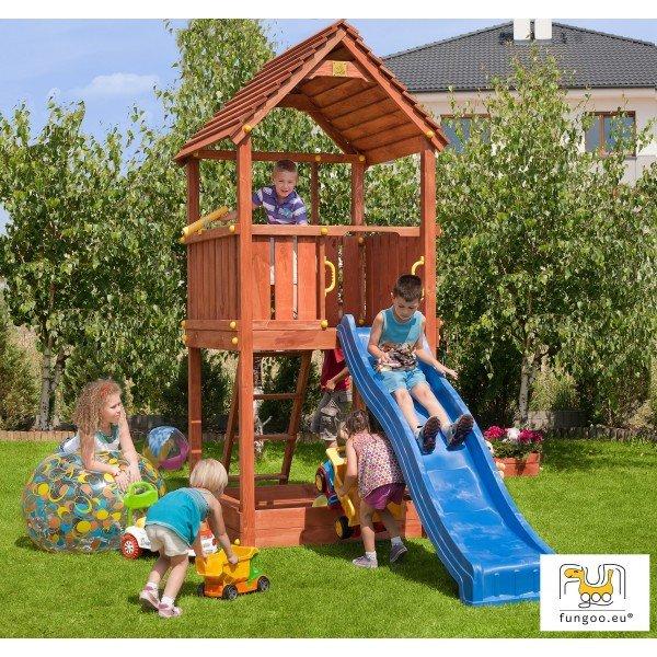 Детска площадка с пързалка Joy