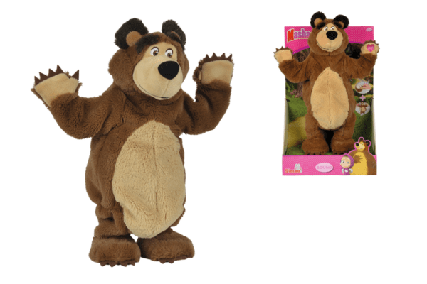 Маша и мечока - Танцуващ мечок
