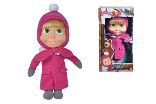 Маша пееща кукла - 30см.