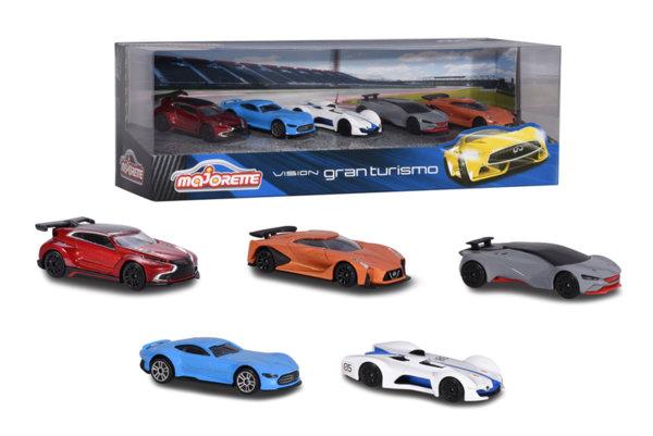 Комплект колички Vision Gran Turismo